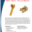 PEEK Cable Ties