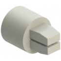 Nylon Screw Grommet - 78074