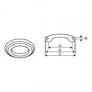 PVC Blind Grommet