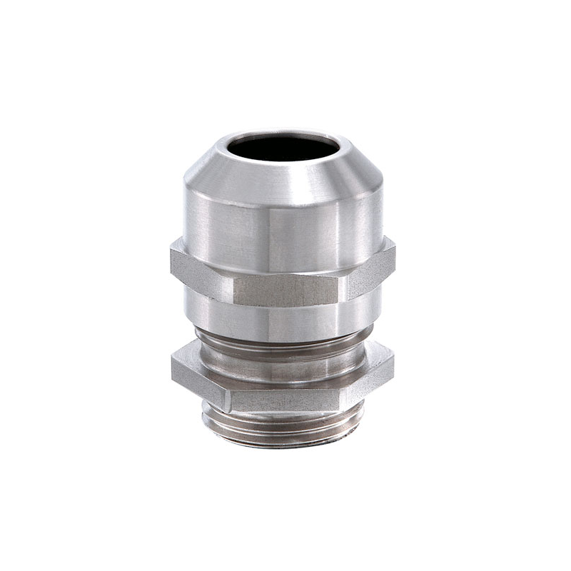 Stainless Steel Metric Cable Gland M25