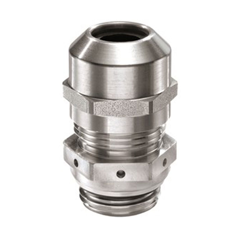 Stainless Steel Metric Vented Cable Gland M16