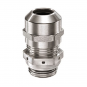 Stainless Steel Metric Vented Cable Gland M32