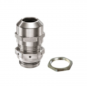Stainless Steel Metric Vented Cable Gland M50