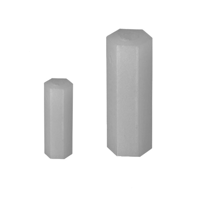Metric Tapped Hex Nylon Spacers