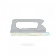 Side Entry Square Cable Clips