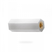 Hex Brass Nylon Female Female Spacer