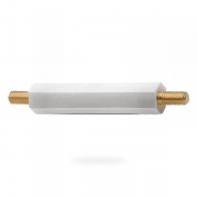 Hex Brass Nylon Male/Male Spacer