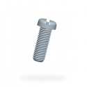 Metric Pan Slot Machine Screws