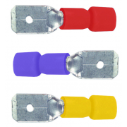 Male Blade Terminals - Insulated