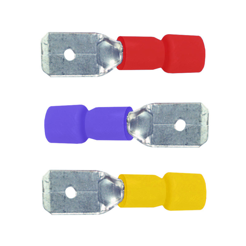 Male Blade Terminals- Insulated