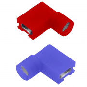 Female Right Angle Terminals- Insulated