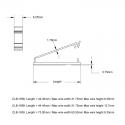 Adhesive Flat Ribbon Wiring Clips