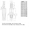 Locking Circuit Board Support Posts Series 3