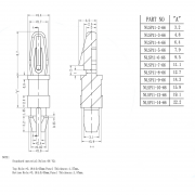 Locking Circuit Board Support Posts Series 11